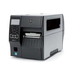 """Zebra ZT420,6""""203dpi,Ser,USB,BT,Cutter,Catch Tray"""
