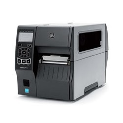 """Zebra ZT420,6""""300dpi,Ser,USB,BT,Cutter,Catch Tray"""