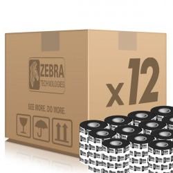 Zebra TT páska Resin šířka 110mm, délka 300m