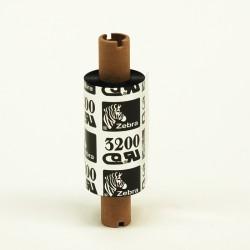 Zebra páska 3200 Wax/Resin. šířka 64. délka 74m