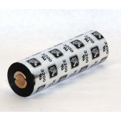 Zebra páska 3200 Wax/Resin. šířka 110. délka 74m