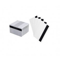 Card,30 mil, Low Coercivity magnetic stripe