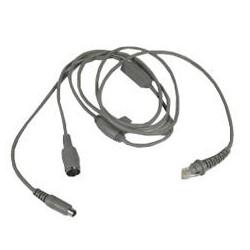 Honeywell PS2 kabel pro MS5145, bílý