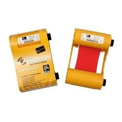 Červený ribbon pro ZXP Series 3 (tisk.plast.karet)