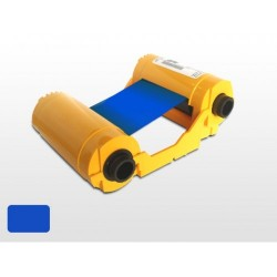 Modrý ribbon pro ZXP Series 3 (tisk.plast.karet)
