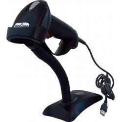 Laser čtečka HT-900A,USB(emulace KBD/RS232),černá