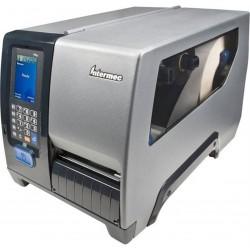 Honeywell PM43, Touch, DT, 203dpi, rewinder, RTC, EU Cord