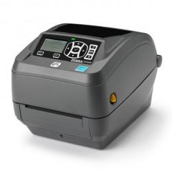 ZebraZD500,TT,300dpi,USB/RS232/LPT/WiFi,BT,CuttROW