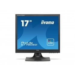"17"" LCD iiyama Prolite E1780SD-B1 - 5ms, 250cd/m2, 1000:1 (12M:1 ACR), 5:4, VGA, DVI, repro"