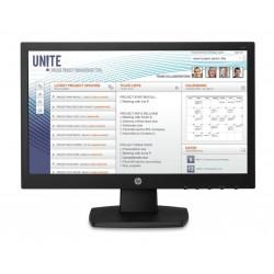 """HP V197 18.5"""" LED 1366x768/200/600:1/VGA/DVI-D/5ms"""