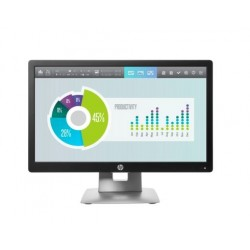 "HP E202 20""IPS 1600x900/250/1000:1/VGA/DVI/DP/7ms"