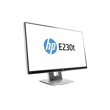 "HP E230t Touch 23"" IPS 1920x1080/250/1k:1/VGA/DP/HDMI/5.7ms"