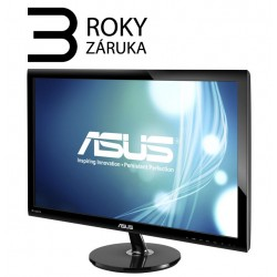 "27"" LED ASUS VS278Q -1ms,DispPort,2xHDMI,DVI,repro"