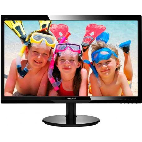 "24"" LED Philips 246V5LHAB - FullHD,HDMI,rep"