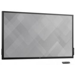 """70"""" LCD Dell C7017T konferenční monitor /VGA/HDMI/MHL/DP/USB/3RNBD/Černý"""