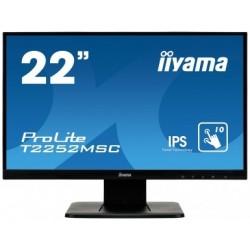"""22"""" LCD iiyama T2252MSC-B1"""