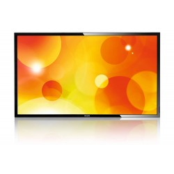 "84"" E-LED Philips BDL8470- UHD,IPS,350cd,10 TP"