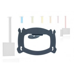 Vogel´s LCD adaptér 200x100 PFI 3020 - černý