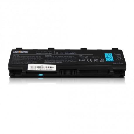 WE baterie Toshiba PA5024U-1BRS 11.1V 5200mAh čern