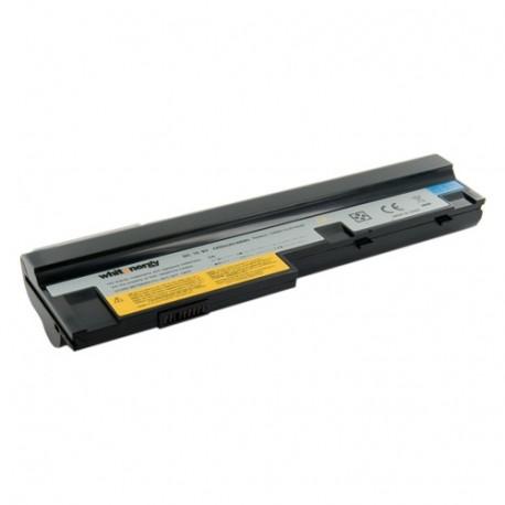 WE baterie Lenovo IdeaPad S10-3 10.8V 4400mAh čern