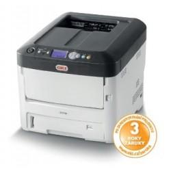 OKI C712dn A4,36/34ppm, ProQ2400,USB, LAN