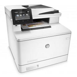HP Color LaserJet Pro MFP M477fdn /27ppm, LAN, Dup