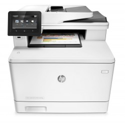 HP Color LaserJet Pro MFP M477fdw /27ppm,Wifi, Dup