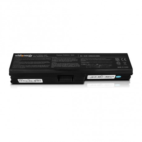 WE bat. pro Toshiba PA3634 / PA3636 10,8V 4400mAh