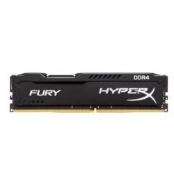 16GB DDR4 2400MHz CL15 HyperX Fury, 2x8GB