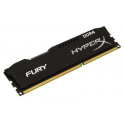 16GB DDR4 2666MHZ CL15 HyperX FURY, kit 4x4GB