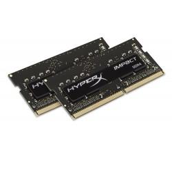 SO-DIMM 8GB DDR4-2400MHz CL14 HyperX Imp., 2x4GB