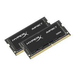 SO-DIMM 16GB DDR4-2666Hz CL15 HyperX Impact, 2x8GB