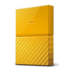 "Ext. HDD 2,5"" WD My Passport 4TB USB 3.0 žlutý"
