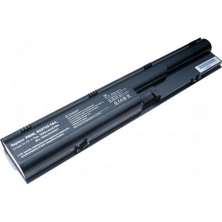 Baterie T6 power HP ProBook 4330s, 4430s, 4435s, 4440s, 4530s, 4535s, 4540s, 4545s, 9cell, 7800mAh