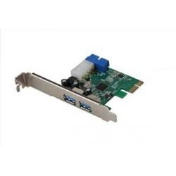 i-tec PCIe Card USB 3.0 2x External+1x int. 20pin