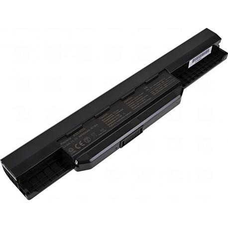 Baterie T6 power Asus K43, K53, K84, A43, A53, A54, P43, P53, X43, X53, X54, X84, 6cell, 4600mAh
