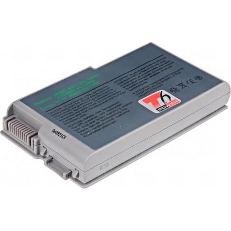 Baterie T6 power Dell Latitude D500, D510, D520, D530, D600, D610, 6cell, 4600mAh
