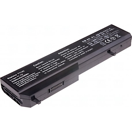 Baterie T6 power Dell Vostro 1310, 1320, 1510, 1520, 2510 serie, 6cell, 5200mAh