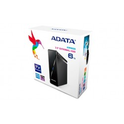 "ADATA HM900 6TB External 3.5"" HDD"