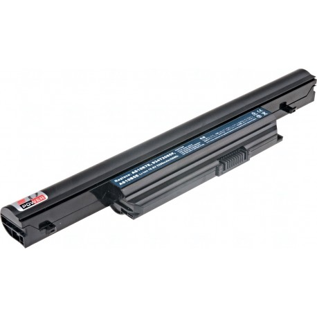 Baterie T6 power Acer Aspire 3820, 4625, 4820T, 5475, 5820, 7250, 7739, 7745, 6cell, 5200mAh