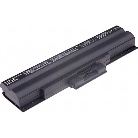 Baterie T6 power Sony Vaio VGN-CS, VGN-AW, VGN-BZ, VGN-FW, VGN-NS, VGN-NW serie, 6cell, 5200mAh