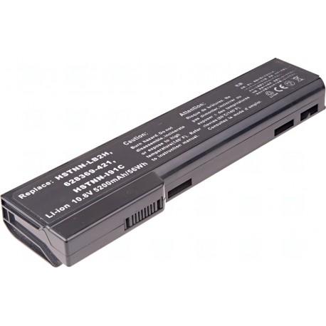 Baterie T6 power HP ProBook 6360b, 6460b, 6470b, 6560b, 6570b, 8460, 8470, 8560, 6cell, 5200mAh