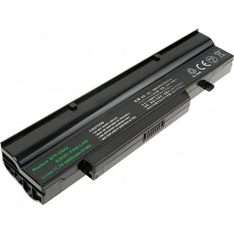 Baterie T6 power Fujitsu Amilo Pro V8210, V3405, V3505, V3525, V3545, Li1720, 6cell, 4600mAh
