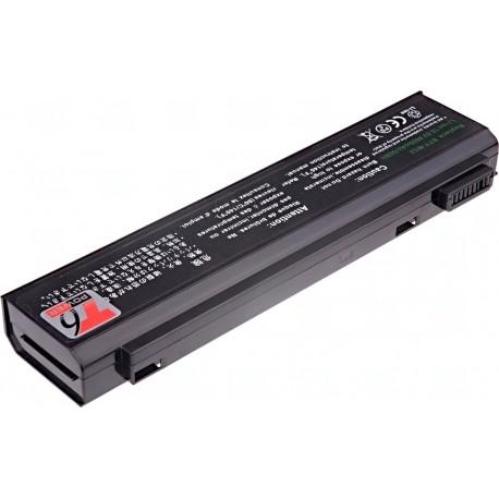 Baterie T6 power MSI ER710, EX700, EX705, EX710, GX700, GX710, VR700, VR705, 6cell, 4600mAh