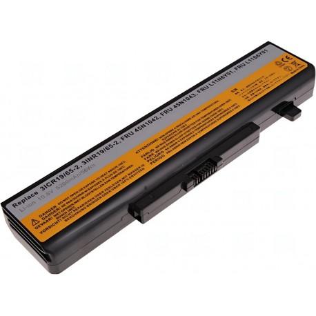 Baterie T6 power Lenovo IdeaPad Z580, G580, 6cell, 5200mAh