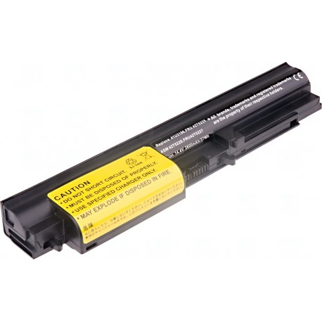 Baterie T6 power IBM ThinkPad T61 14,1 wide, R61 14,1 wide, R400, T400, 4cell, 2600mAh