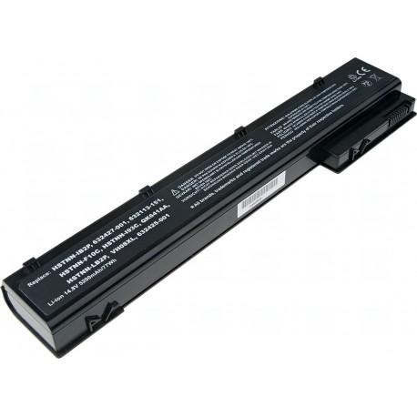 Baterie T6 power HP EliteBook 8560w, 8570w, 8760w, 8770w, 8cell, 5200mAh