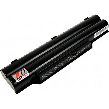 Baterie T6 power Fujitsu LifeBook AH512, AH532, AH562, A532, 6cell, 5200mAh