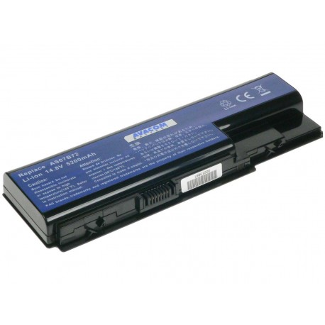 Baterie AVACOM NOAC-5520-806 pro Acer Aspire 5520/5920 Li-Ion 14,8V 5200mAh
