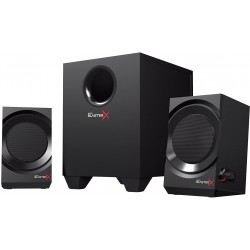 CREATIVE Sound Blaster X Kratos S3 2.1 Speaker (Black)